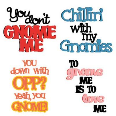 Gnome Sweet Gnome - Puns - CS