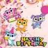 Hatched Animals - Party - GS -  - Sample 1