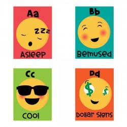 Emoji - A-Z - Cards - PR
