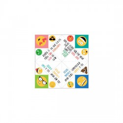 Emoji - Cootie Catcher - PR