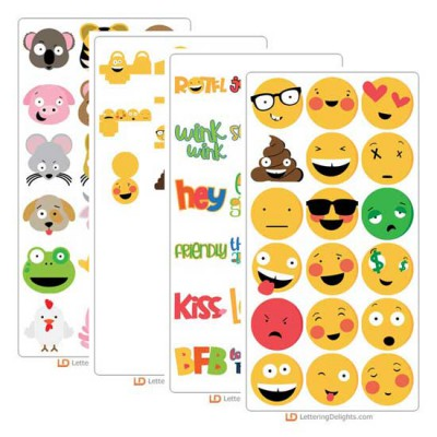 Emoji - Cut Bundle