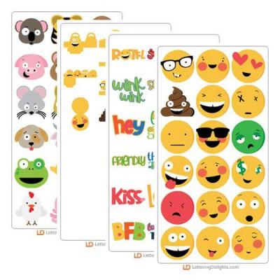 Emoji - Cut Bundle