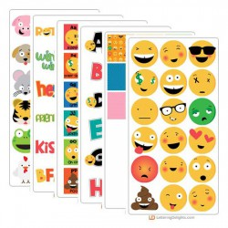 Emoji - Graphic Bundle