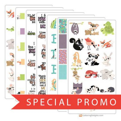 Mommy and Me Menagerie - Promotional Bundle