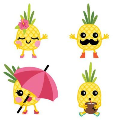 Pineapple Tart - CS