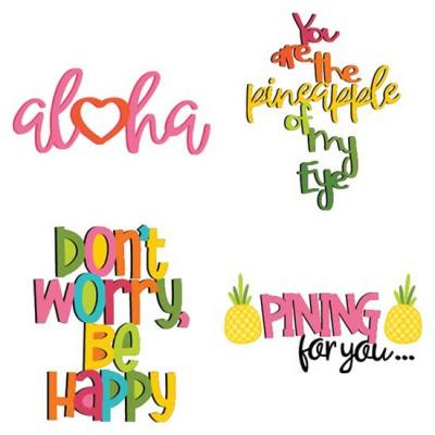 Pineapple Tart - Sentiments - CS