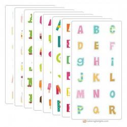 Summer Sensations - Alphabet Bundle