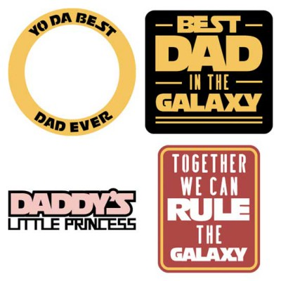 Best Dad in the Galaxy - Sentiments - CS