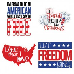 Made in the USA - Phrases - CS