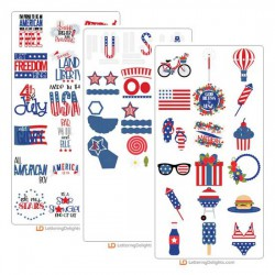 Made in the USA - Cut Bundle