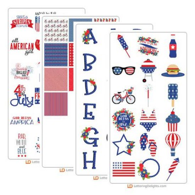 Made in the USA - Graphic Bundle