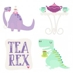 T-Rex-Cellent - Tea - GS