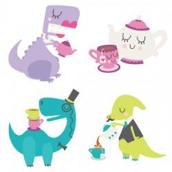 T-Rex-Cellent - Tea - CS