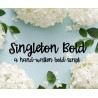 PN Singleton Bold - FN -  - Sample 2