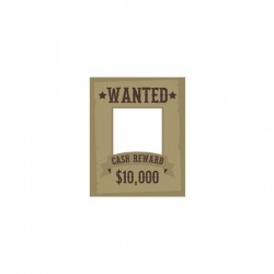 Calamity Kids - Wanted Poster - PR