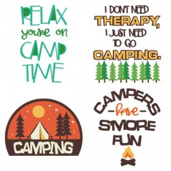 Camp Chippewa - Aphorisms - CS