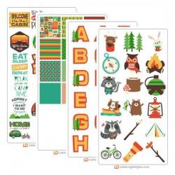Camp Chippewa - Graphic Bundle