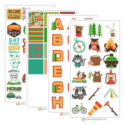 Camp Chippewa - Graphic Bundle