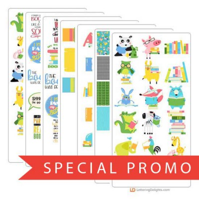 Book-a-holics - Promotional Bundle