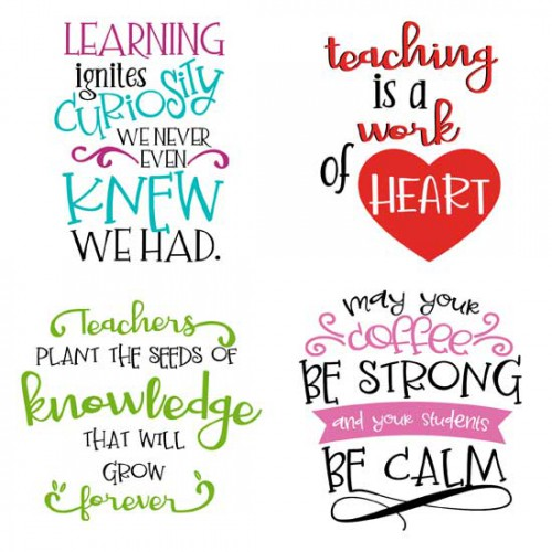 Welcome Quotes For Teachers Day: Teacher Quotes