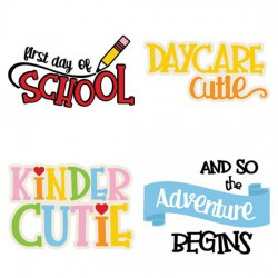 Zander School Days - Quotes - CS