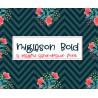 ZP Migleson Bold - FN -  - Sample 2