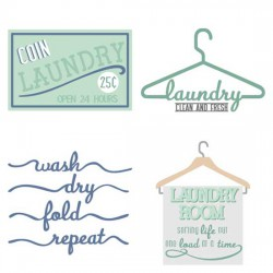 Laundry Day - Laundry-isms - CS