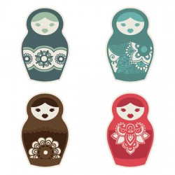 Pretty Matryoshka - GS