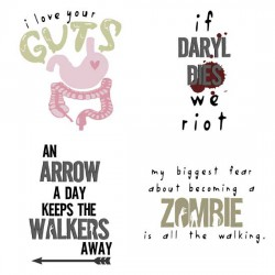 Walking Zombies - Aphorisms - GS