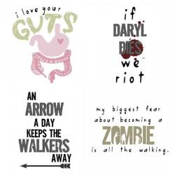 Walking Zombies - Aphorisms - GS