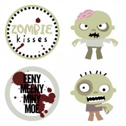 Walking Zombies - Kisses - PR