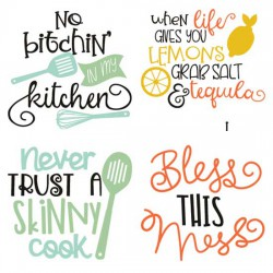 Kitchen Witch - Quotes - CS