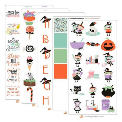 Kitchen Witch - Graphic Bundle