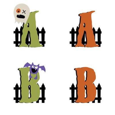 Monster Mash - Haunted House - AL