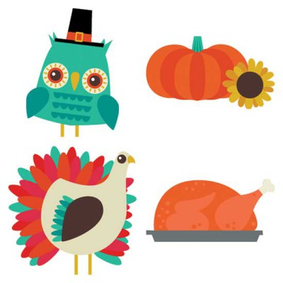 Spirit Animals - Thanksgiving - CS