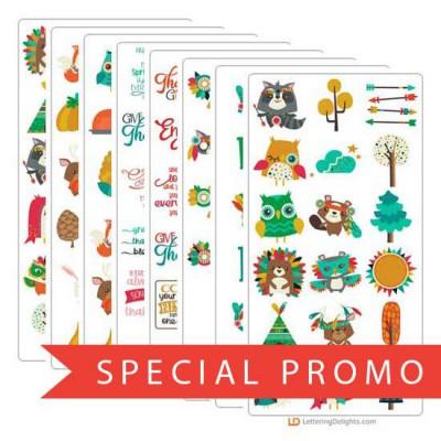 Spirit Animals - Promotional Bundle