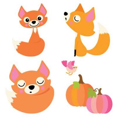 Pumpkin Spiced - Fox - CS