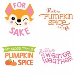 Pumpkin Spiced - Quotes - CS