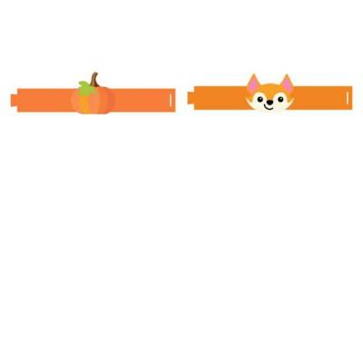 Pumpkin Spiced - Napkin Holders - CP