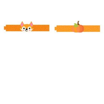 Pumpkin Spiced - Napkin Holders - PR