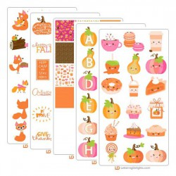 Pumpkin Spiced - Graphic Bundle