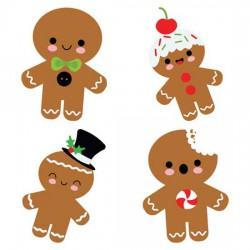 Gingerbread Spread - CS