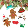 Gingerbread Spread - CS -  - Sample 1