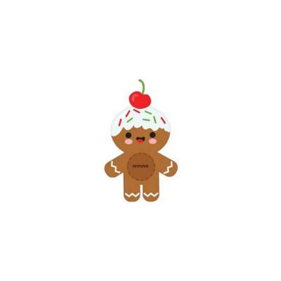 Gingerbread Spread - Lip Balm Holder - PR