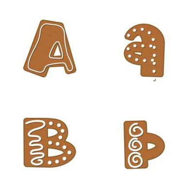 Gingerbread Spread - AL