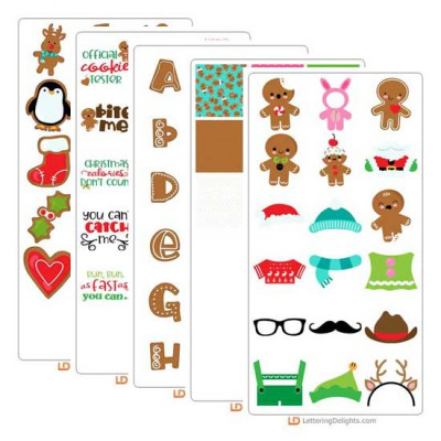 Gingerbread Spread - Graphic Bundle