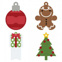 Christmastide - Gift Card Holders - CP