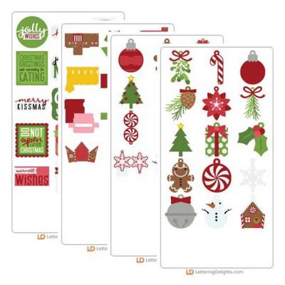 Christmastide - Cut Bundle