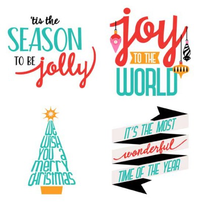 Contempo - Christmas - Aphorisms - GS
