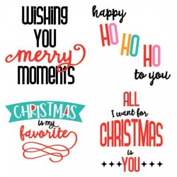 Contempo - Christmas - Aphorisms - CS